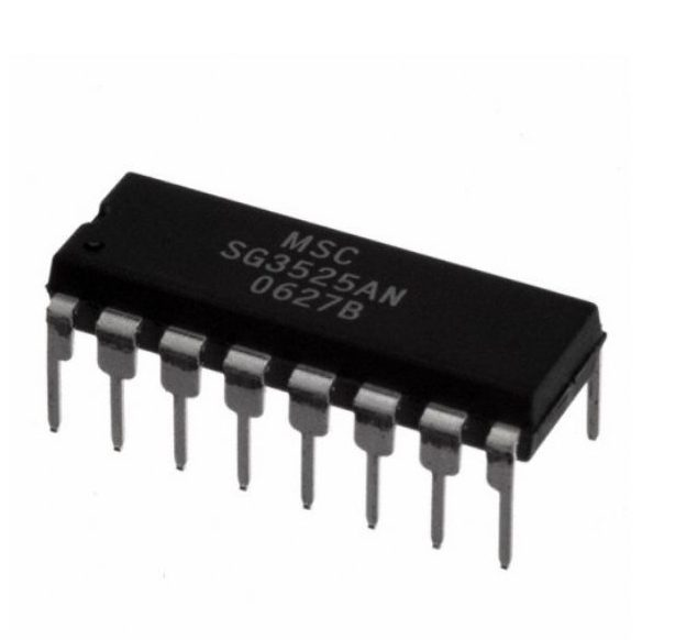 SG 3525 PWM ic based Power Inverter - Circuit and PCB