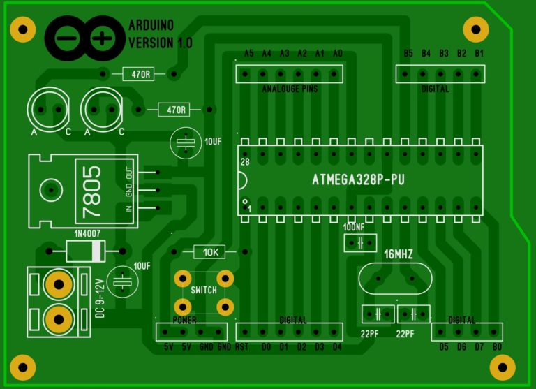 Soldering Mind - Free Electronic circuits and PCB layout